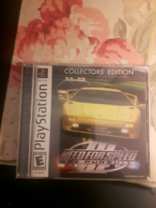 PS1 NEED FOR SPEED