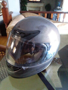 Extra Large Motorcycle Helmet
