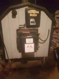 Outdoor wood boiler kijiji free classifieds in ontario for Whole house wood furnace