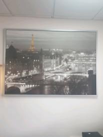 Large paris picture