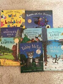 Julia Donaldson 8 books