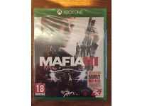 Xbox one Mafia lll brand new sealed unwanted gift