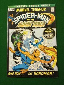Marvel Team-Up #1 - Comic Regina Regina Area image 1
