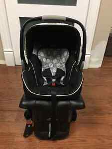 Britax B-ready infant car seat and base
