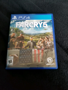 Farcry 5 - PS4
