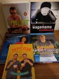 *NEW* Celebrity recipe book bundle