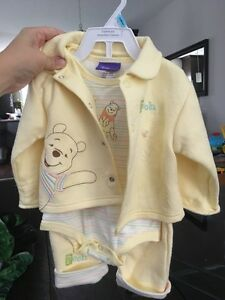 Winnie the Pooh outfit Brand New