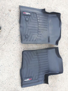 weather tech floor mats f150