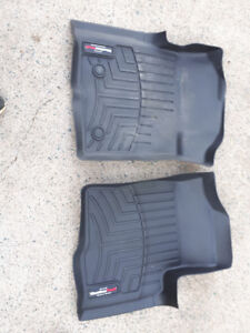 weather tech floor mats f150 2010 and up