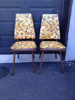 Chaises *** VINTAGE *** Chairs