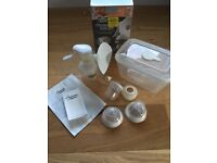 Tommee tipped manual breast pump