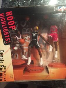 Dennis Rodman Action Figures