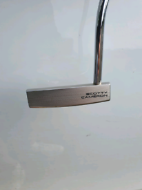 Scotty Cameron special select flowback