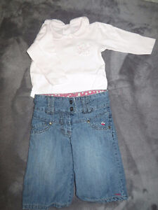 girls size 3-6 months 31 pieces of clothing page one Stratford Kitchener Area image 4