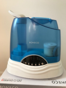Boneco Air O Swiss -Warm and Cool Mist Ultrasonic Humidifier