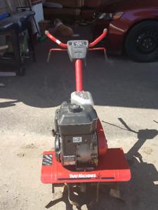 """5hp 24"""" Yard Machines tiller (Briggs & Stratton motor)"""