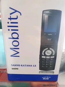 Sanyo Katana LX phone