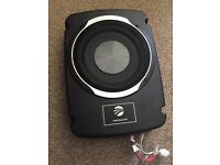 8inch Rainbow Underseat Subwoofer