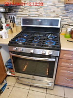 Gas & Appliance installation starting from $100