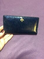 Kate Spade Stacy Glitterbug Billfold Wallet