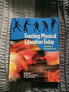 Teaching Physical Education Today textbook