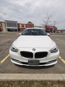 2013 BMW 535i xDrive Gran Turismo Navi Cam Panoroof White/Red