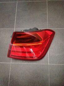BMW 3 SERIES F30 REAR LIGHT CLUSTER