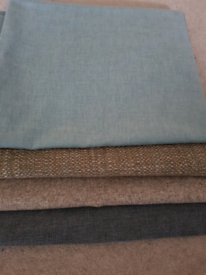 Multiyork Quality Fabric Offcuts/ Samples Ideal for Home Furnishings