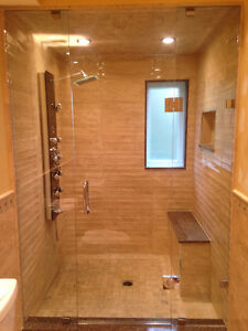 Frameless Shower Glass Doors Enclosures bathtubs - Mirrors etc. Cambridge Kitchener Area image 10
