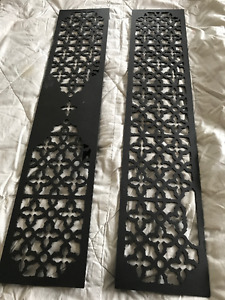 Decorative Grills for Opel Fireplace
