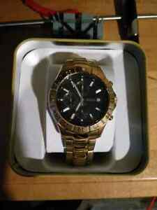 """Fossil """"Blue series"""" watch"""