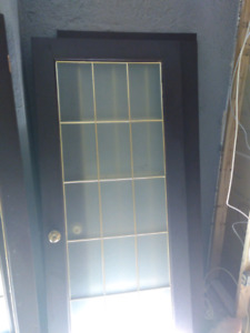 6 solid wood interior doors
