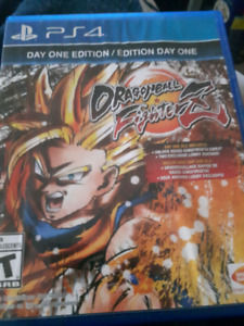 Dragon ball frighterz pick up only