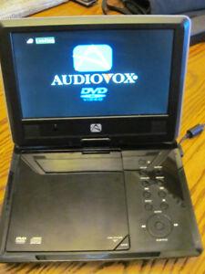 Audiovox Portable DVD Player