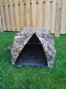 Hunting Dog Blind