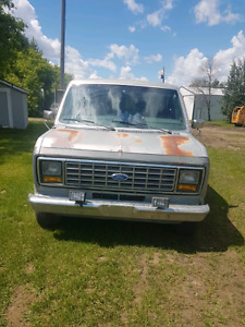 1989 van for sale parts only