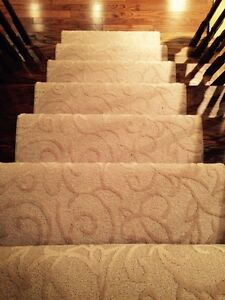 Carpet installations. Wall 2 wall. Runners... GTA