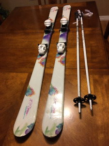 "55"" XR Dream Techno Pro Downhill skis"