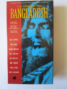 George Harrison. THE CONCERT FOR  BANGLADESH. 1971.