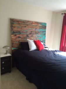 Two Furnished bedrooms for short term rent