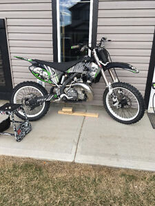 KX 250, sell or Trade for fuel inj. 450