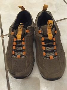 Size 11 boys Merrell Hiking shoes
