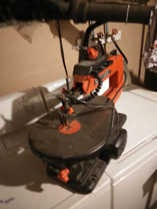 Black and Decker BT4000 Scroll Saw