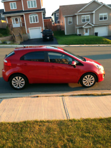 2013 Kia Rio Hatchback for sale