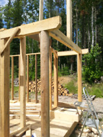 Post And Beam Builder