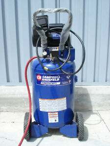 Campbell Hausfeld Oilless Air Compressor