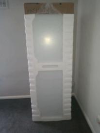 BRAND NEW fridge freezer *still in packaging*