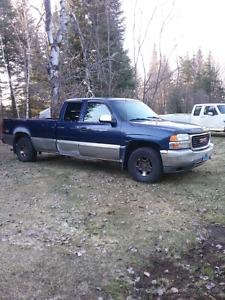A vendre camion  G  M C  sie  année 2000