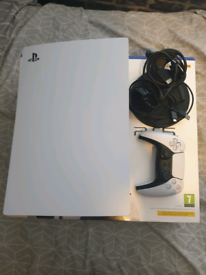 PlayStation 5 Disk Edition (PS5)