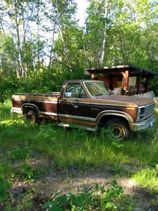 1980 Ford F250 Camper Special